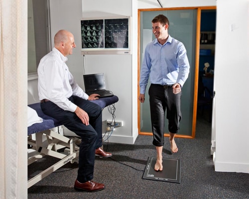 GAIT Assessments Brisbane CBD Physio
