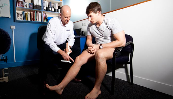 sports - Knee Pain Treatment