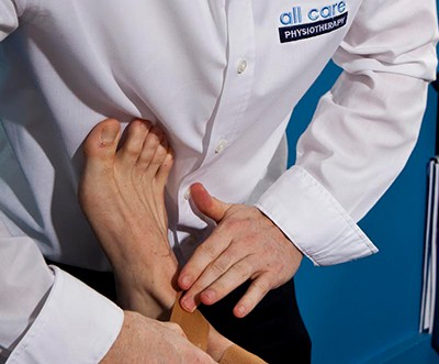 brisbane physio treatments ankle - Ankle Pain Treatment