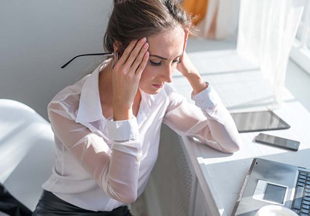 Types of headaches 450x314 1 - What Is A Cervicogenic or Neck Headache?