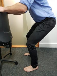 Mini squat physio Brisbane