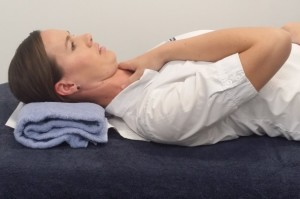 Physio Brisbane CBD headache relief exercises