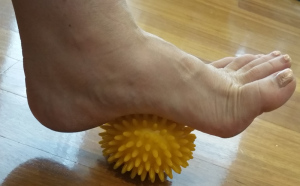 Physio Brisbane CBD sports injuries heel pain exercises